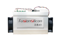 Fusionsilicon X1 ASIC MINER. Mining Lyra2Rev2 algorithm for Vertcoin.