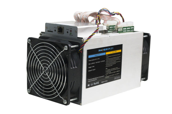 Innosilicon S11 SiaMaster ASIC MINER. Mining Blake2b algorithm for Siacoin, Spacecash