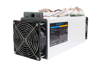 Innosilicon A9 Zmaster ASIC MINER. Mining Equihash algorithm for Zcash