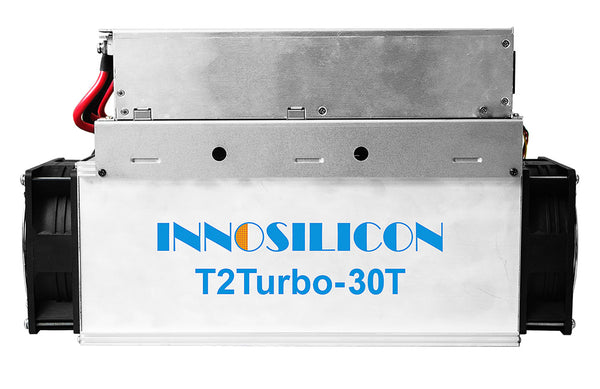 Innosilicon T2 Turbo (T2T) Miner (30TH/s)