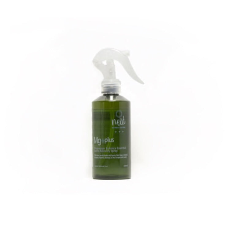 Neat Mg+Plus Magnesium and Arnica Recovery Spray