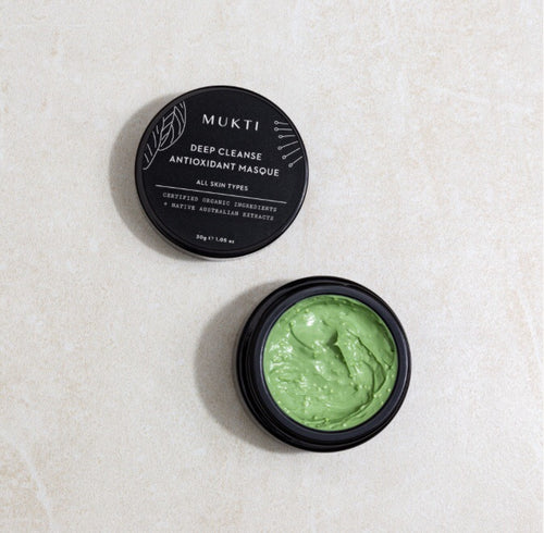 Mukti-Deep Cleanse Antioxidant Mask
