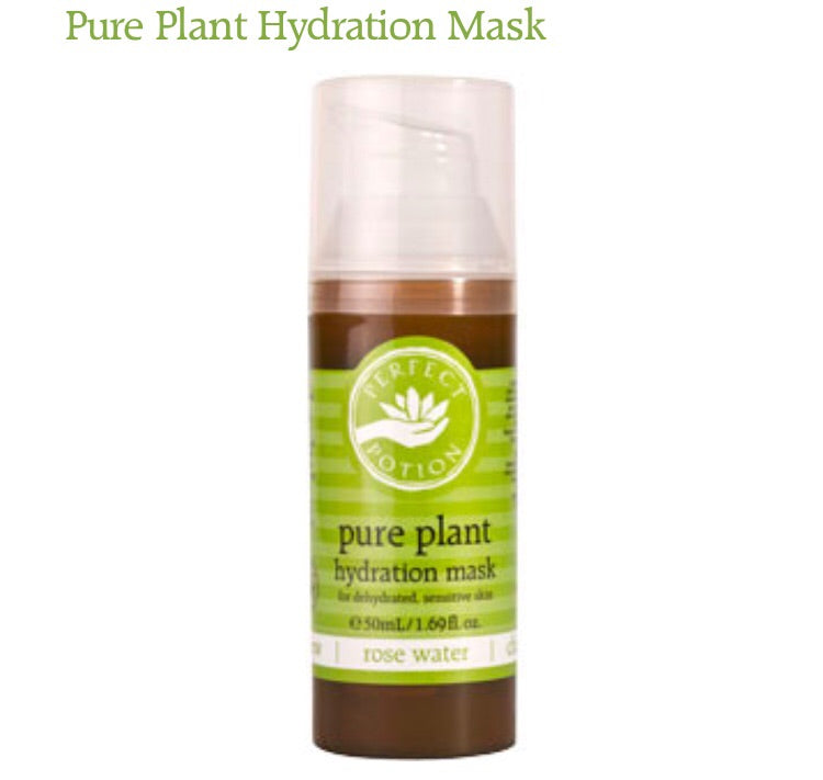 Pure Plant Hydration Mask