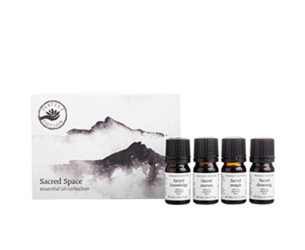Perfect potion Sacred Space Essential Oil Kit