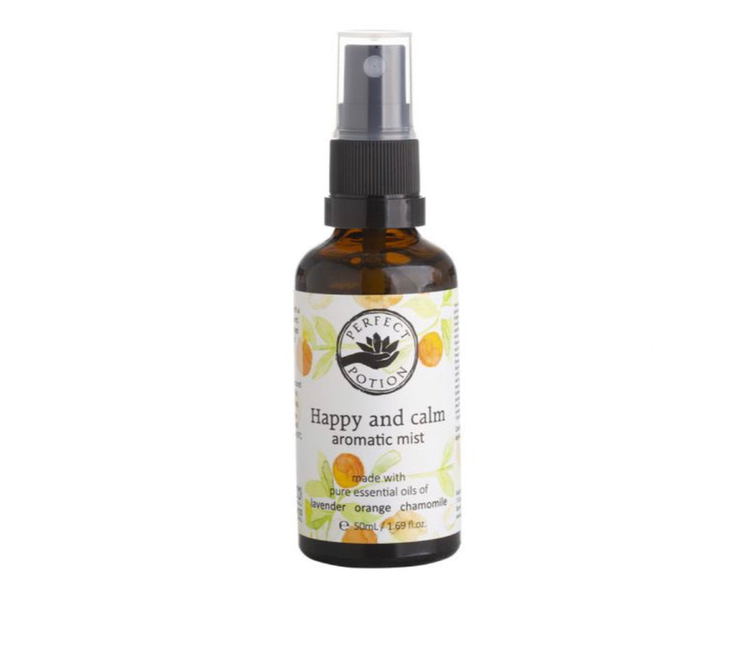 Perfect potion Happy and Calm Aromatic Mist