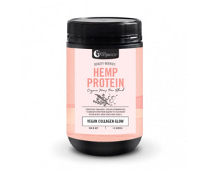 "Beauty Berries Hemp Protein €"" Vegan Collagen Glow"