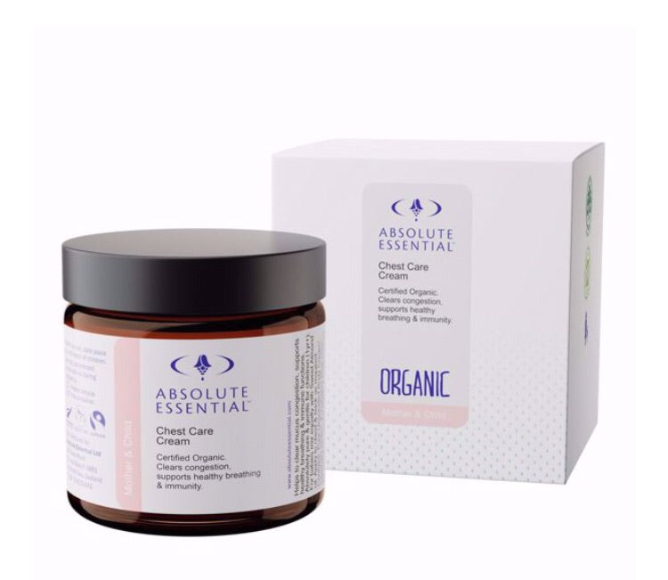 Chest Care Cream (Organic)