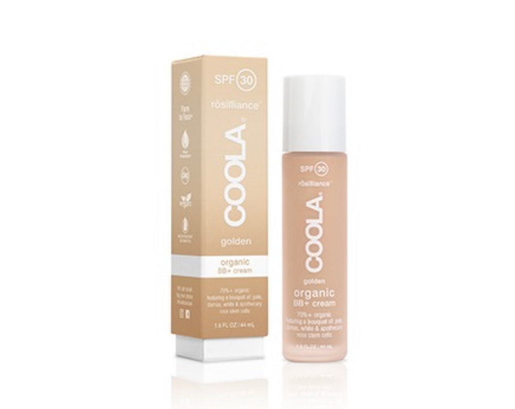 Coola Mineral Face Rosiliance GOLDEN Tint SPF30