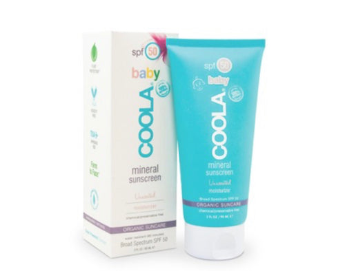 Coola Mineral Baby SPF50 Unscented