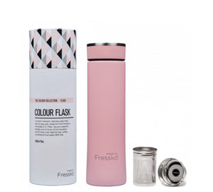 MADE BY FRESSKO NEW STAINLESS STEEL FLASK FLOSS 500ML