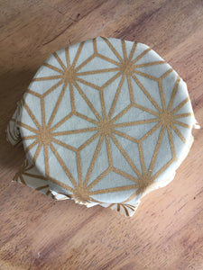 Re usable Beeswax Wraps small