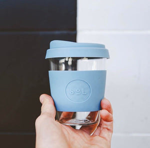 SOL CUP - Blue Stone