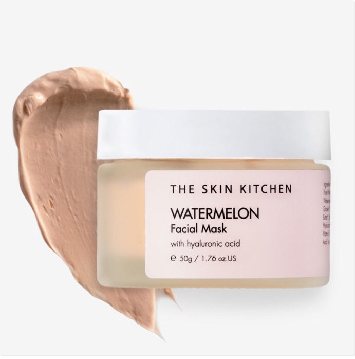 The Skin Kitchen Watermelon Facial Mask