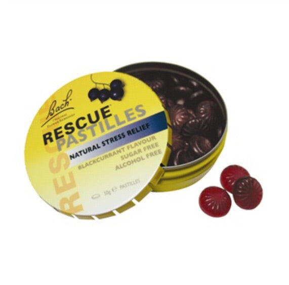 Rescue Remedy Pastilles Blackcurrent