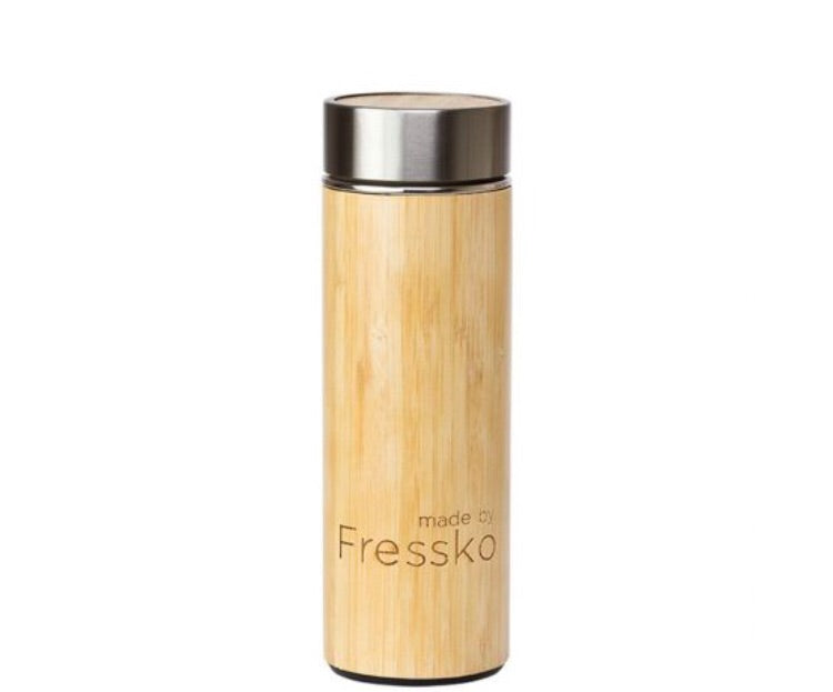 MADE BY FRESSKO RUSH BAMBOO SS FLASK : 300ML