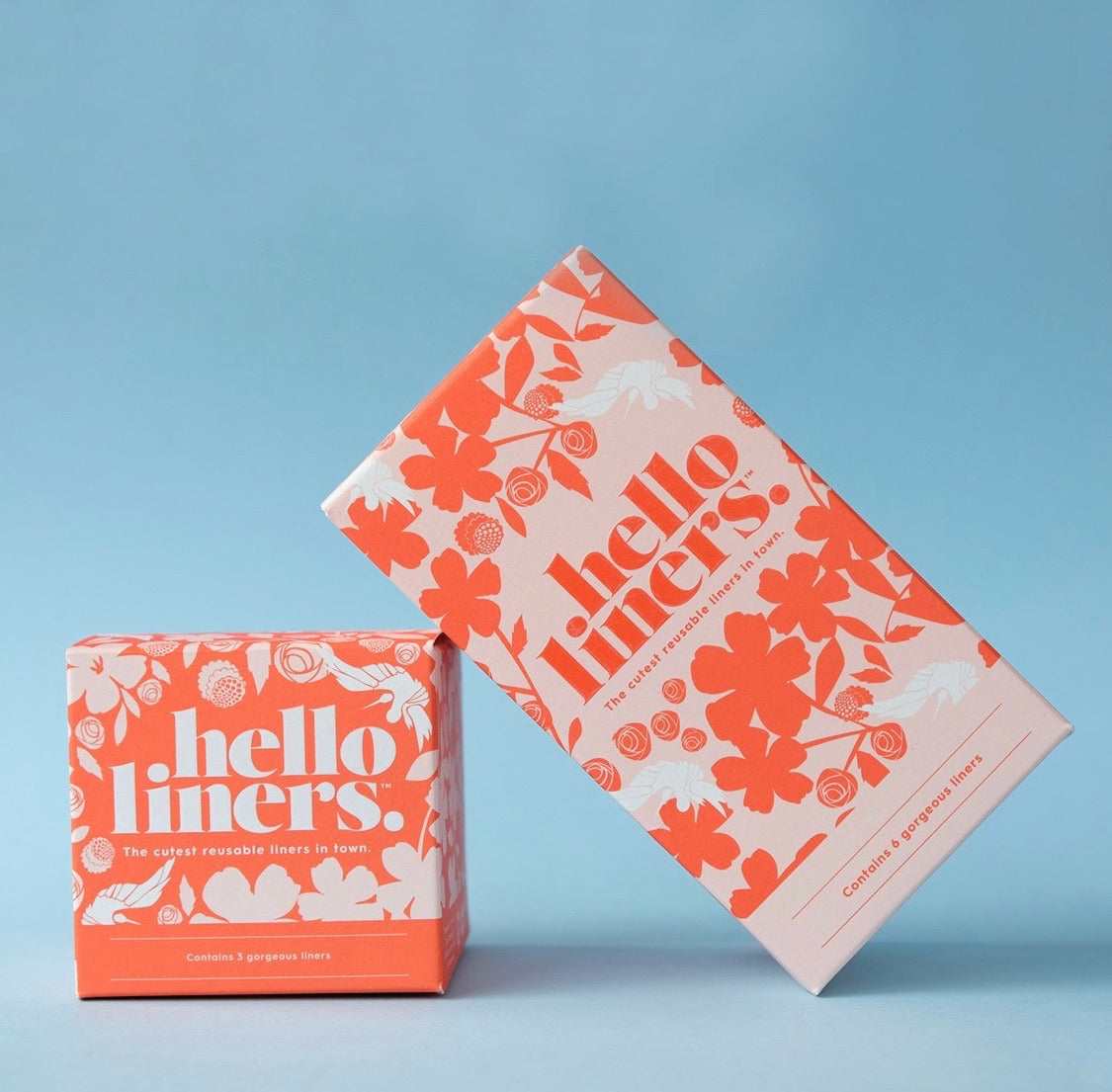 Hello Reusable Liners 3 pack