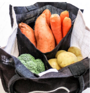 ECO SAINT TOTE- WITH DIVIDER