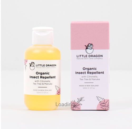 LITTLE DRAGONS-ORGANIC INSECT REPELLENT