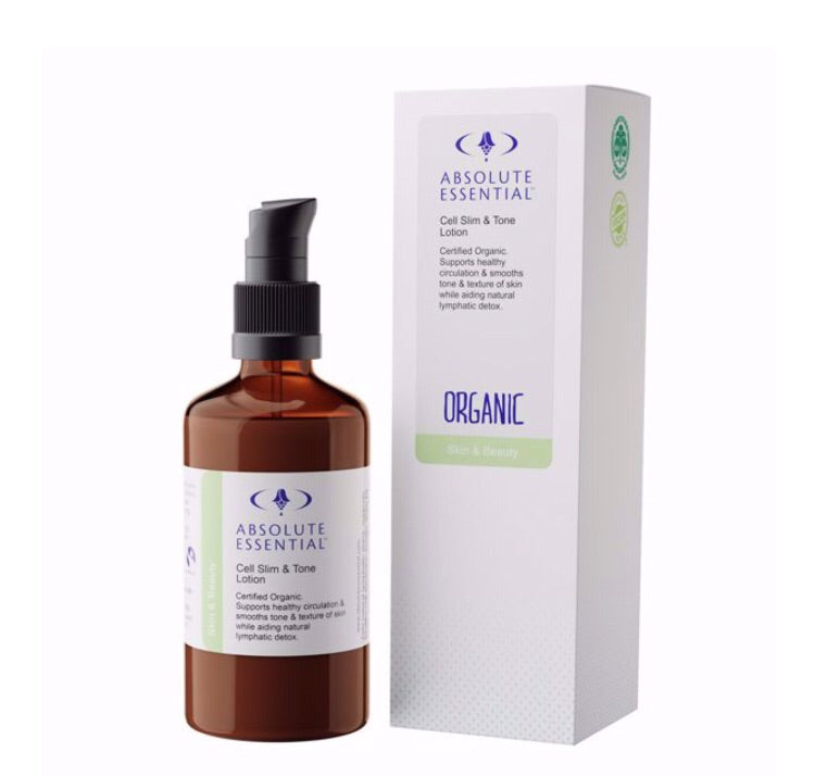 CELL SLIM & TONE LOTION (ORGANIC)