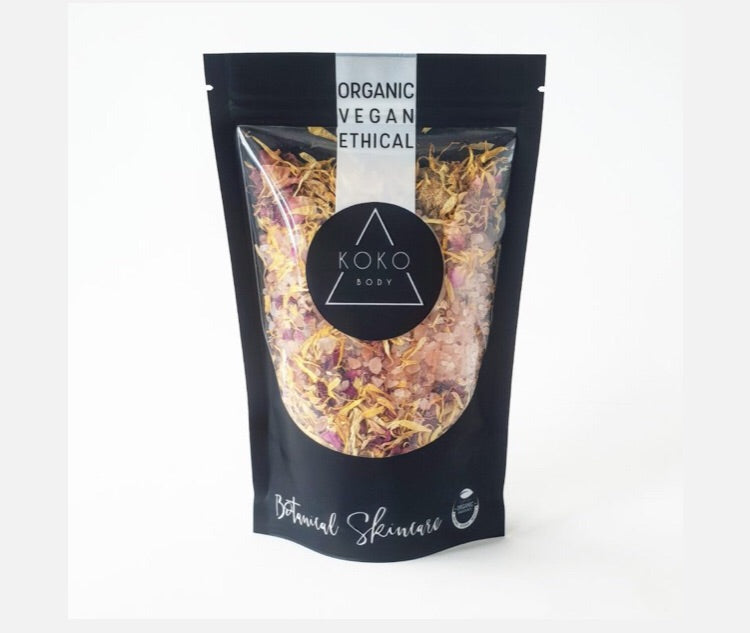Koko Body- Bloom + Bliss Himalayan Salt Soak