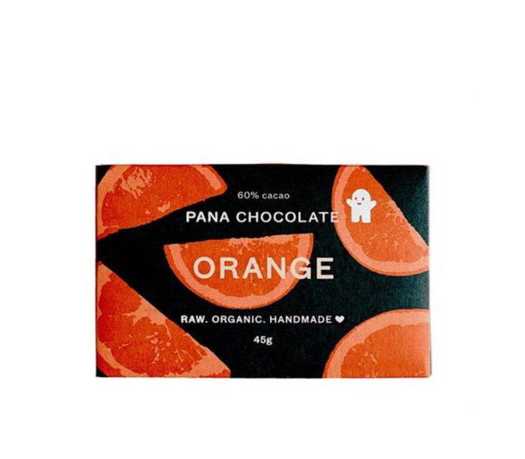 ORANGE PANA CHOCOLATE