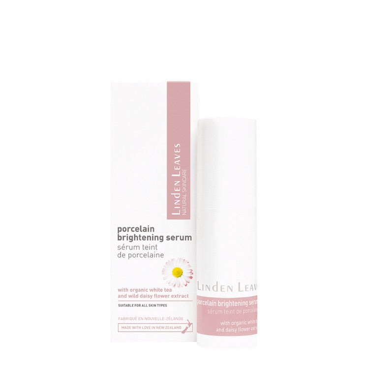 Linden Leaves-porcelain brightening serum