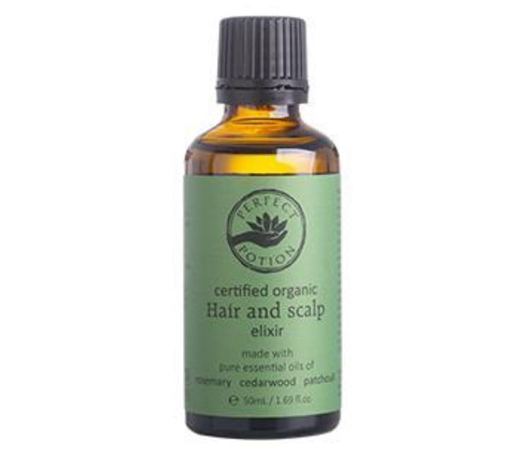 Perfect Potion-Certified Organic Hair and Scalp Elixir