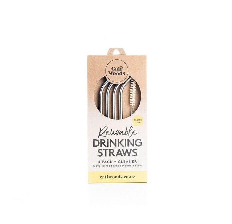 Caliwoods Drinking Straw Pack