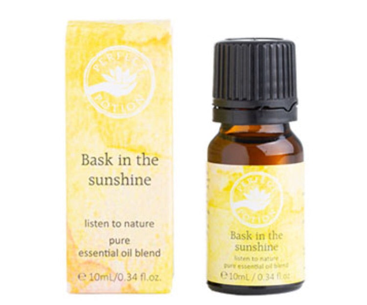 Bask In The Sunshine Essential Oil Blend