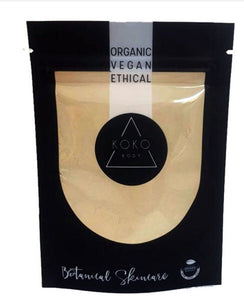 Koko Body-YELLOW CALENDULA AND MARSHMALLOW MASK
