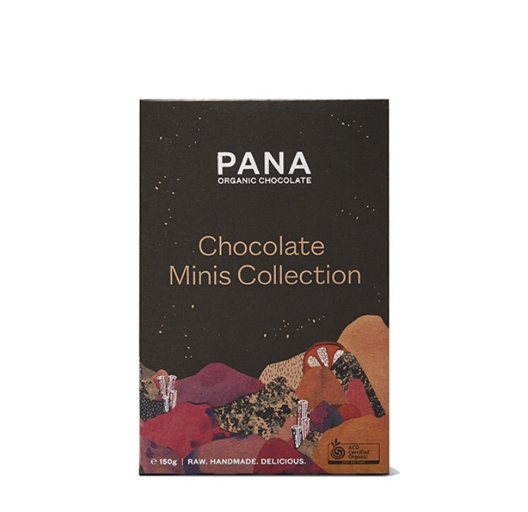 Pana Chocolate Minis Collection