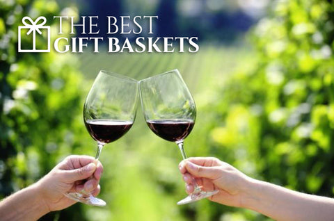 Wine Gift Baskets with a Taste of California