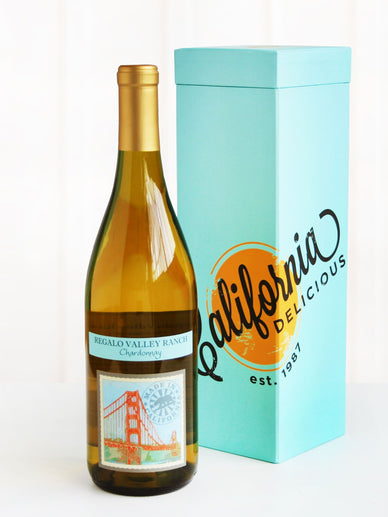 California Chardonnay Wine Gift