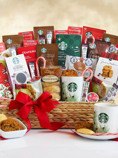 The Best Gourmet Coffee Gift Basket
