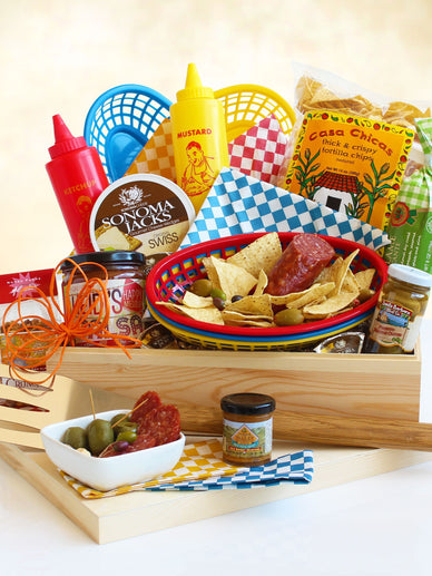 Break out the BBQ Father's Day Gift Basket