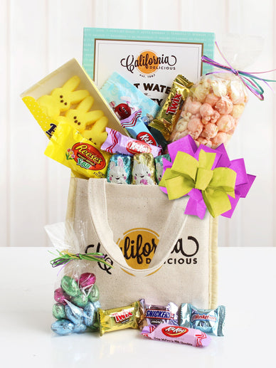 Spring Sweetness and Easter Gift Basket