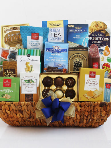 Classic Office Thank You Gift Basket