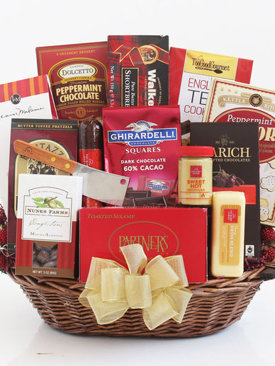 For The Whole Office Thank You Gift Basket
