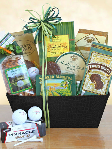 19th Tee Golf Gourmet Gift Basket