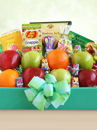 Easter Delights Fruit Basket