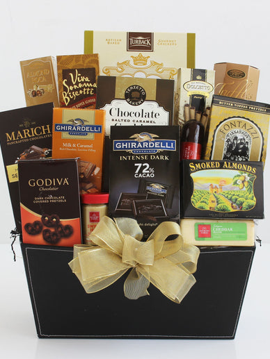 Office Delights Holiday Gift Basket