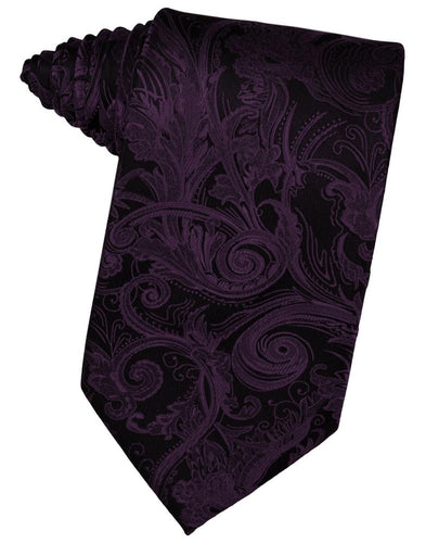 Berry Tapestry Necktie