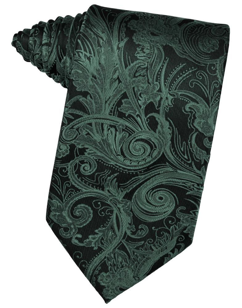 Holly Tapestry Necktie