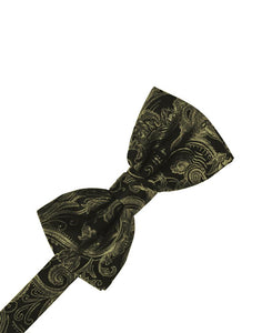 Moss Tapestry Bow Tie