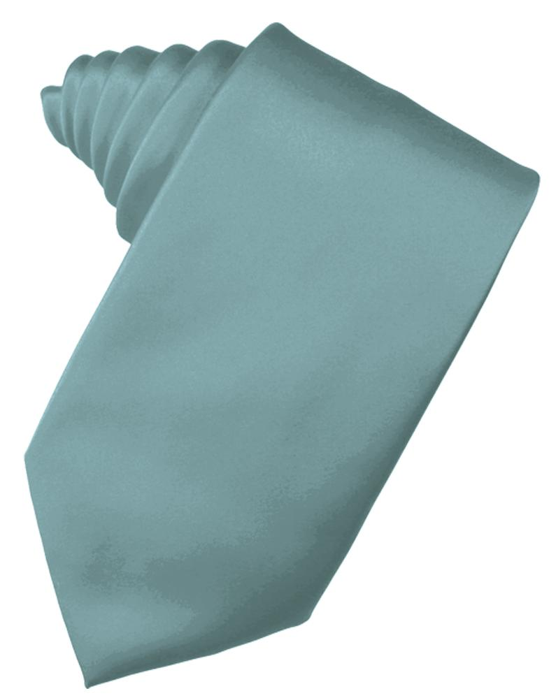 Mist Luxury Satin Necktie