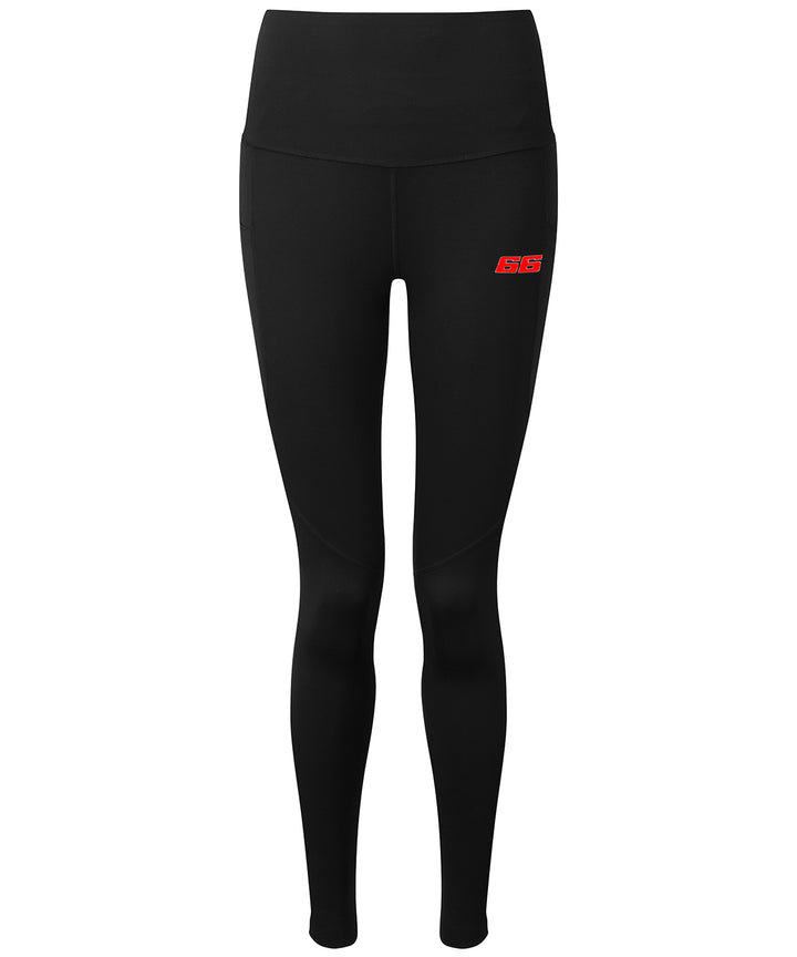 Women's 66 Red Leggings