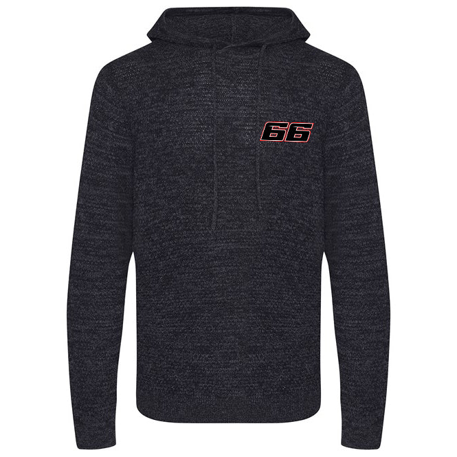 66 Iconic Knitted Hoodie
