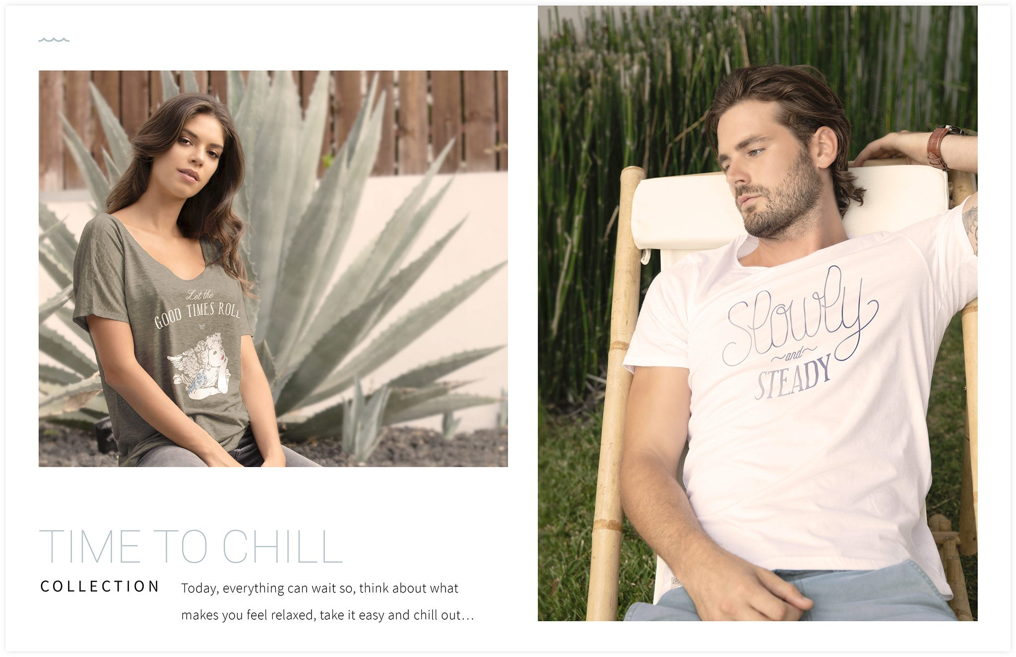 FRESH MOOD LOOK BOOK 2018 || TIME TO CHILL PRINTED APPAREL DESIGN COLLECTION