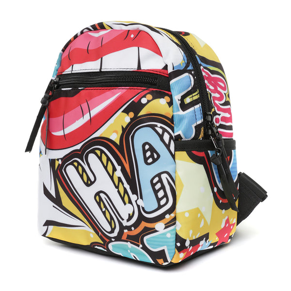 Colorful Pop Artist Backpack