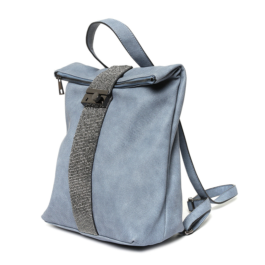 City Style Vegan Leather Backpack